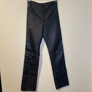 Gigi Clark Modern Couture hight waist LeatherPants